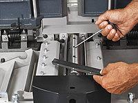 Hammer Hobelmaschine A3 26 Hobelwelle Lagerblock