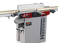 Hammer Hobelmaschine A3 26 Tischverl ngerung