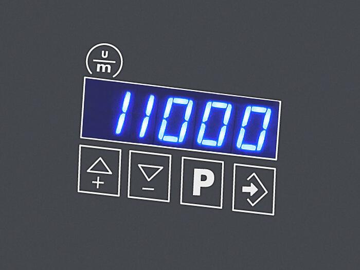 Drehzahlregelung stufenlos Fraesmaschine Felder 900.jpg