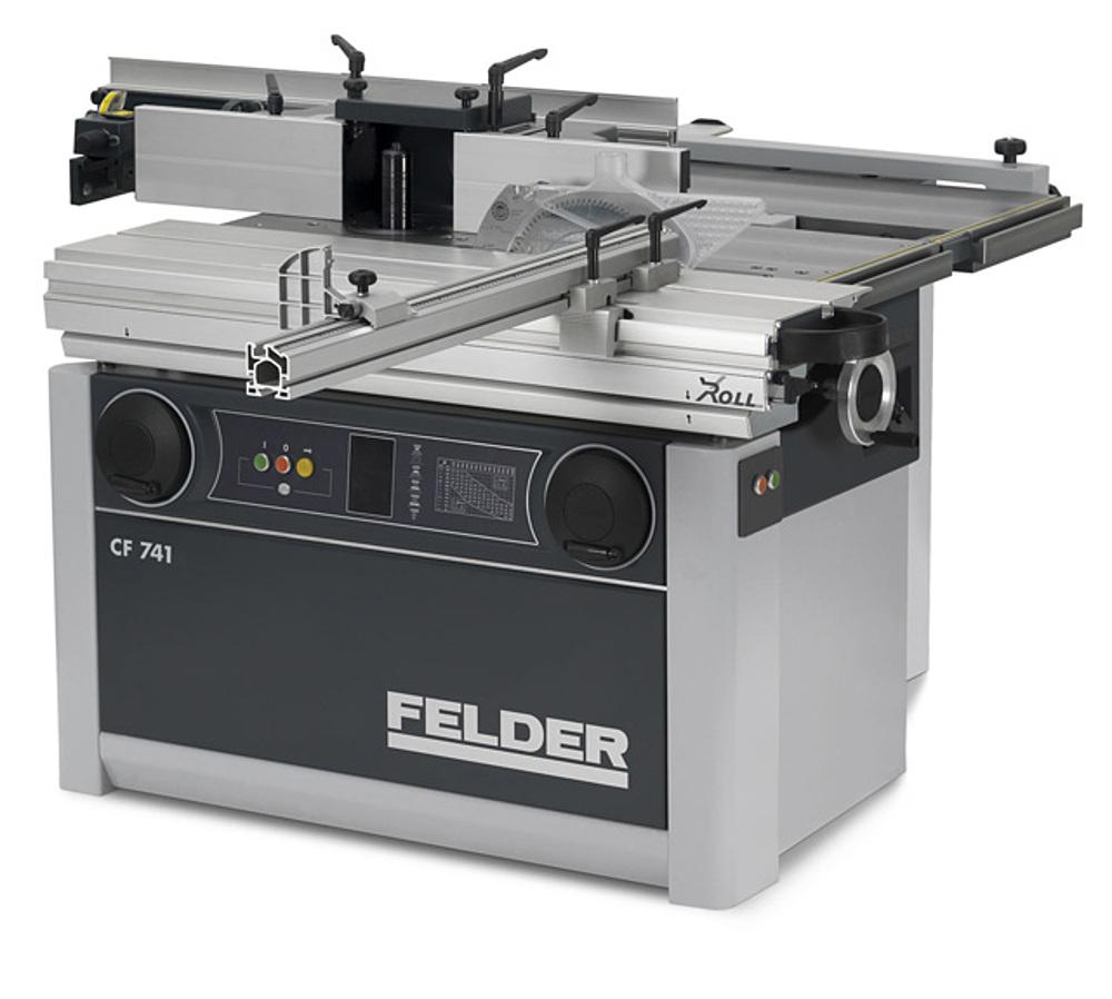 Kombimaschine CF 741 Felder NEU