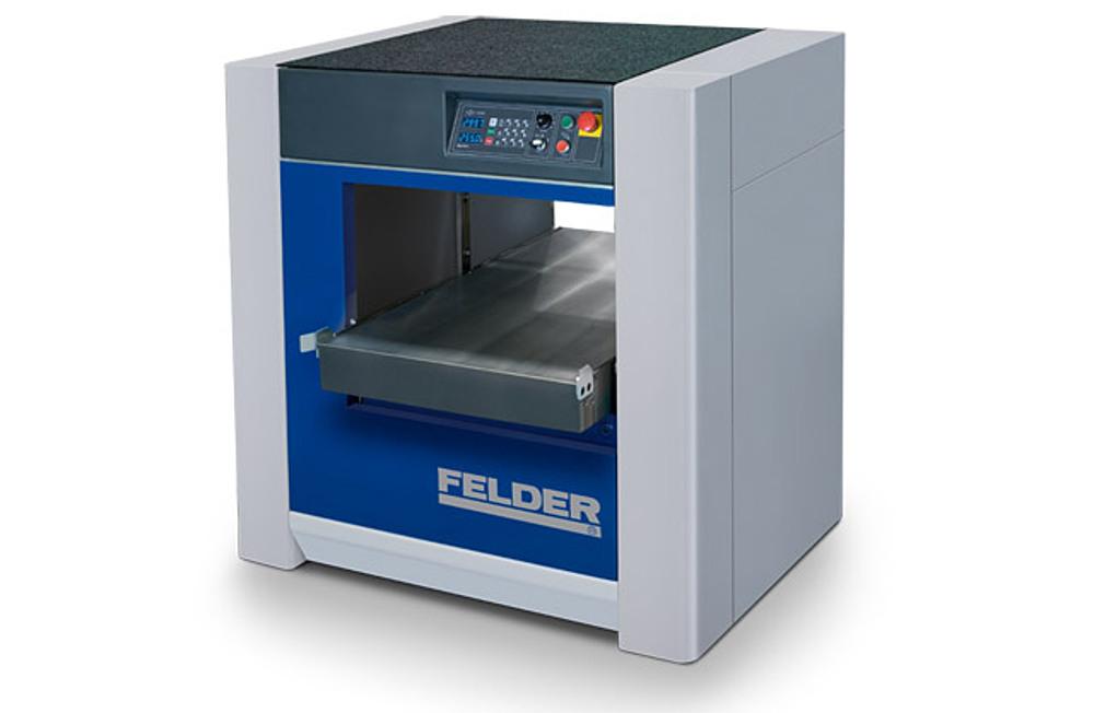 Dickenhobelmaschine D 963 Felder.