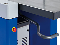 Spanabnahme Format 4 Hobelmaschine