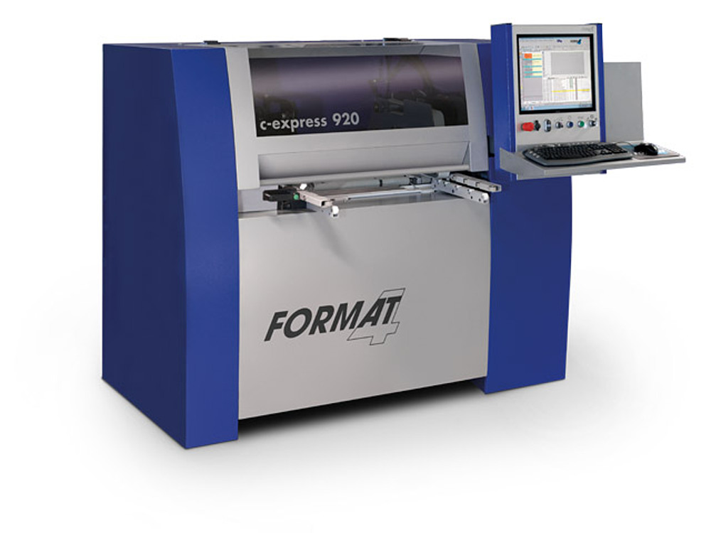 Format 4 c express 920