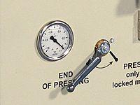 Vakuumpumpe Membranpresse Felder