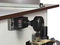 Aufbau Eckenrundungsmaschine ERM 1050