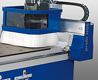 Neu: Format-4 CNC-Nestingtechnologie