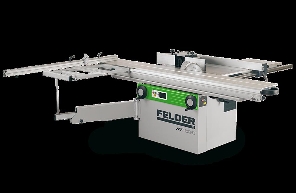 Kreiss ge Fr smaschine KF 500 Professional Felder www.miller maschinen.de