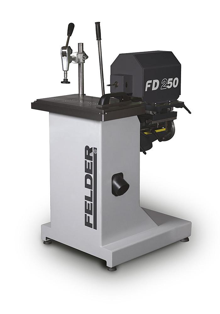 Langlochbohrmaschine FD 250 Felder www