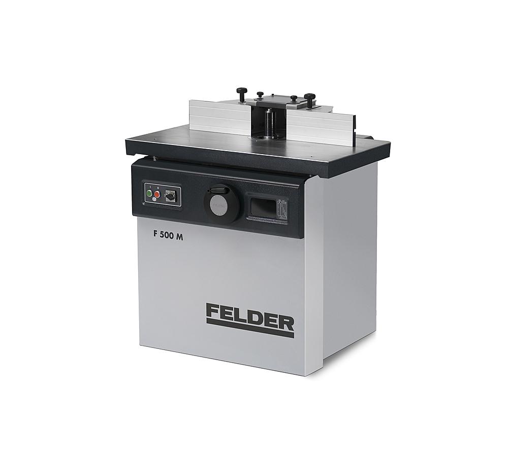Fraesmaschine F 500 M Felder www miller maschinen de NEW
