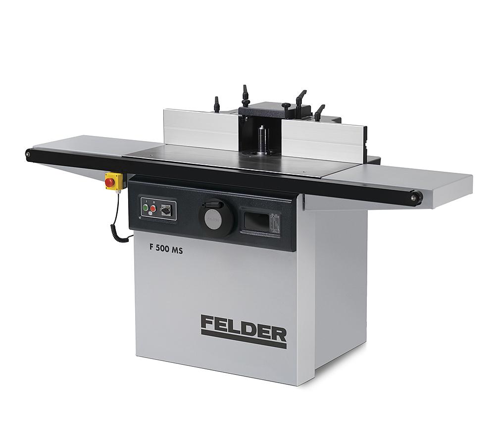 Fraesmaschine F 500 MS Felder www miller maschinen de NEW