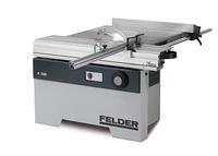 Formatkreissaege K 500 Felder www miller maschinen de