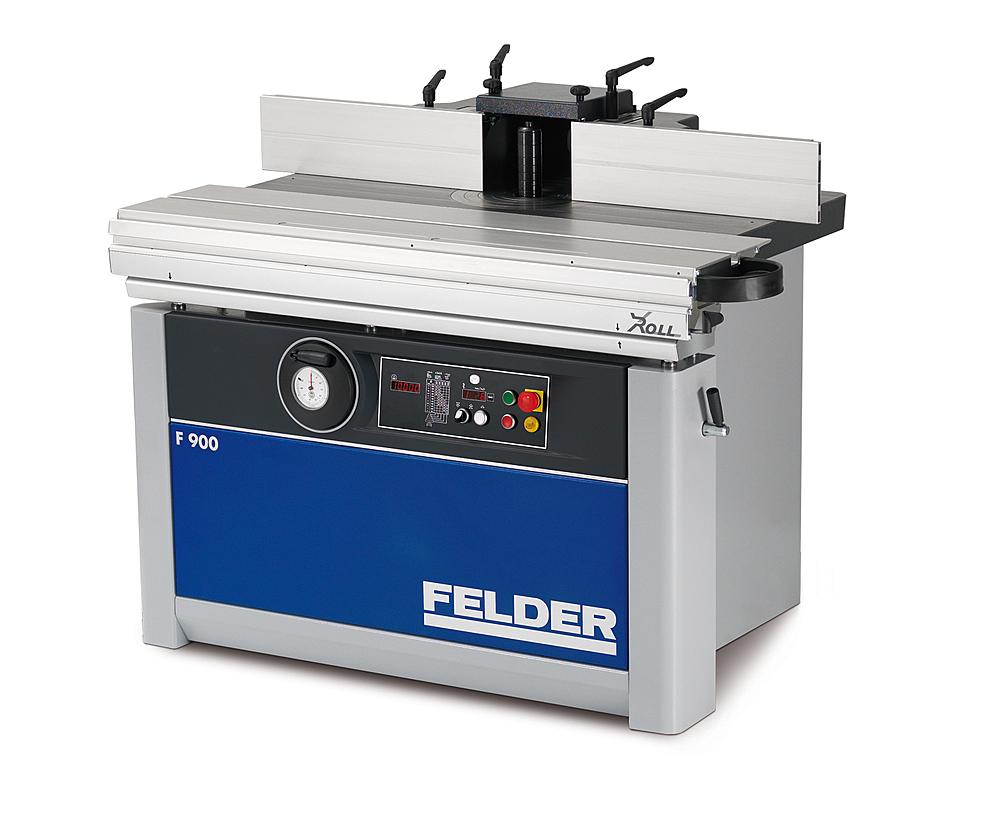 Fraesmaschine F 900 Z Felder www miller maschinen de