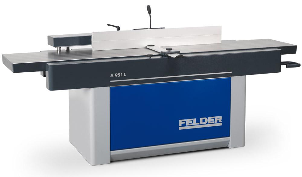 Abricht Hobelmaschine A 951 L Felder www.miller maschinen.de