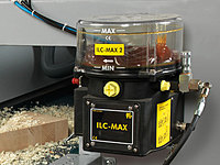 Zentralschmierung automatisch Format 4 CNC Bearbeitungszentrum