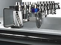 Linear Wechsler 12 fach auf der linken Seite CNC profit www.miller maschinen.de Format 4