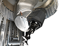 CNC Bearbeitungszentrum 5 Achs Spindel Format 4 www.miller maschinen.de Felder