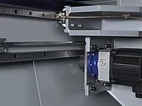 X Achse Format 4 CNC Bearbeitungszentrum profit H500 www.miller maschinen.de Felder