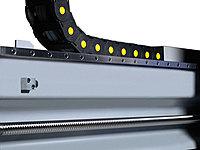 Linearf hrung Format 4 CNC Bearbeitungszentrum profit H500 www.miller maschinen.de Felder