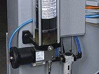 Zentralschmierung automatisch profit H500 Format 4 CNC Bearbeitungszentrum Format 4