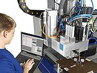 Wartung profit H500 Format 4 CNC Bearbeitungszentrum www.miller maschinen.de Felder