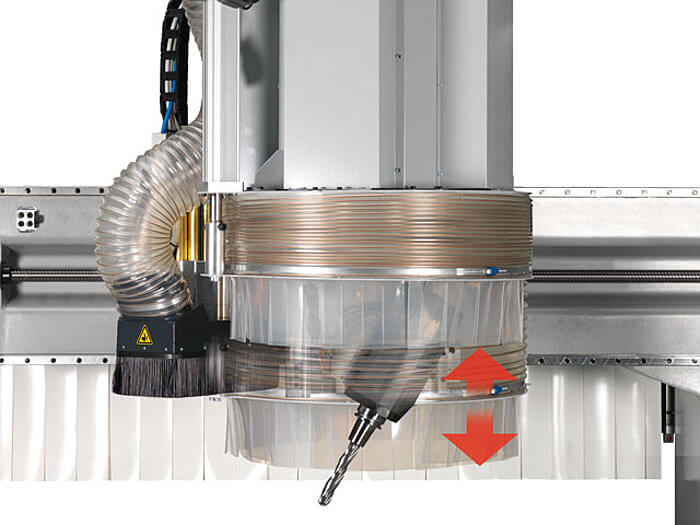 Absaughaube CNC Bearbeitungszentrum profit Format 4 www.miller maschinen.de Felder.jpg