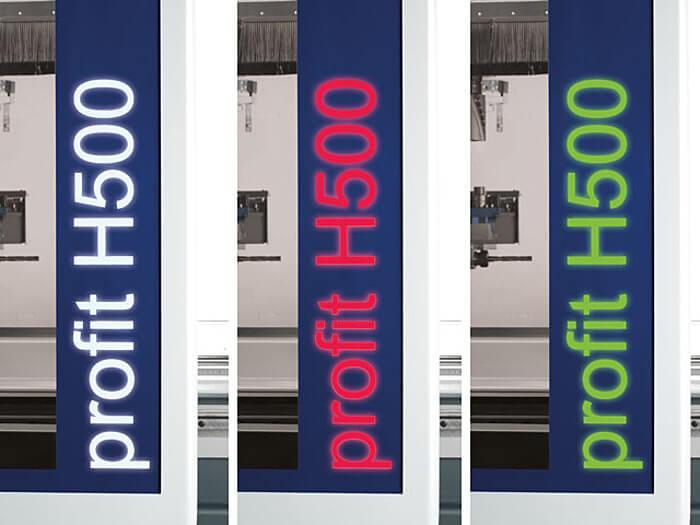Beleuchtung profit H500 Format 4 CNC Bearbeitungszentrum www.miller maschinen.de Felder.jpg
