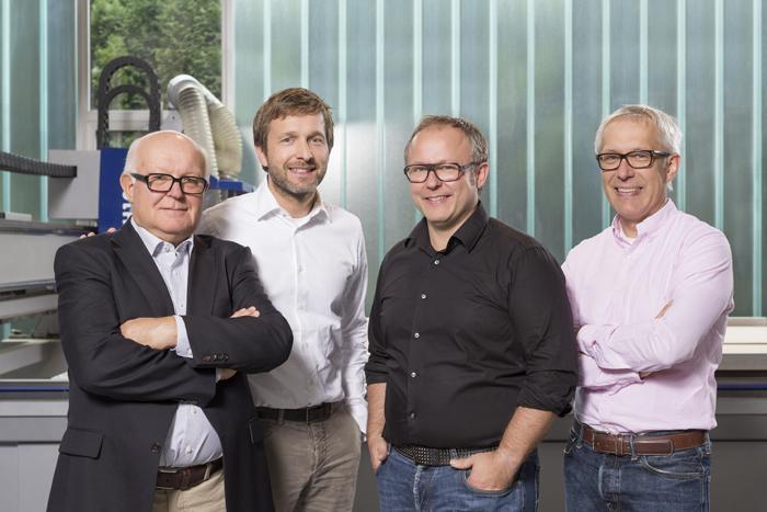 Familienunternehmen, Miller, Kilian, Josef, Karl, Friedrich, Maschinen und Werkzeuge, CNC, Aichstetten, Ausstellungsräume