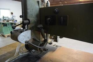 Furniernaehmaschine FW 900 Kuper  3