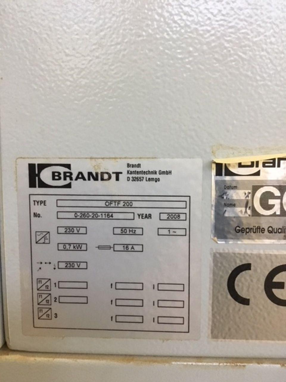 Ecken Rundungsmaschine Optimat FTF200 Brandt   5 .JPGEcken Rundungsmaschine Optimat FTF200 Brandt   5