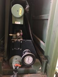 Breitbandschleifmaschine DMC  10