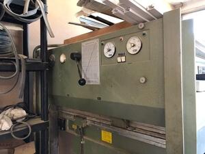 Furnierpresse HP65 2 Joos  2