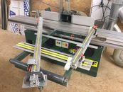 Kreissaege Fraesmaschine KF7F Felder   2