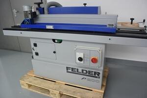 Kantenanleimmaschine P 200 Felder  1