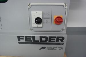 Kantenanleimmaschine P 200 Felder  2