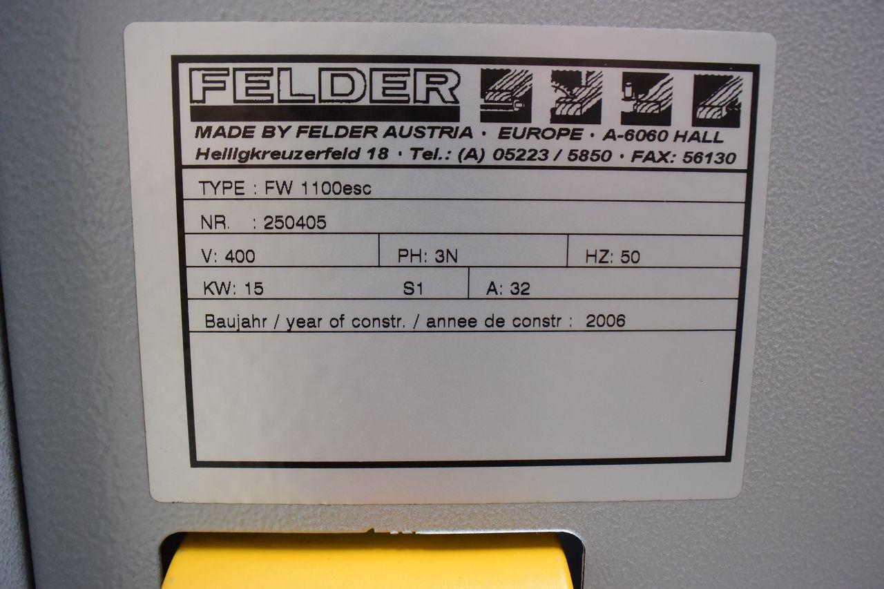 Breitbandschleifmaschine FW 1100 ESC Felder  3 .JPGBreitbandschleifmaschine FW 1100 ESC Felder  3