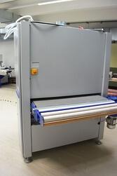 Breitbandschleifmaschine FW 1100 ESC Felder  2