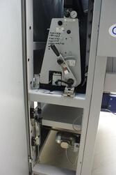 Breitbandschleifmaschine FW 1100 ESC Felder  7