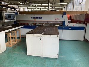Plattensaege FM 330 330 Schelling  2