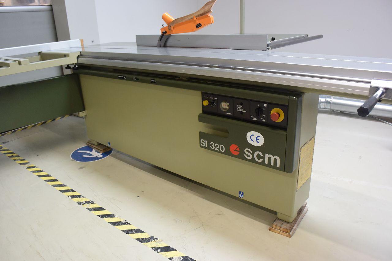 Formatkreissaege SI 320 SCM  1 .JPGFormatkreissaege SI 320 SCM  1