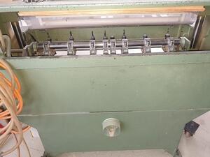 Reihenlochbohrmaschine HolzHer Gannomat   2