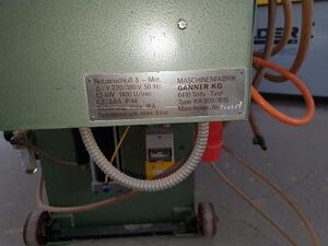 Reihenlochbohrmaschine HolzHer Gannomat   4