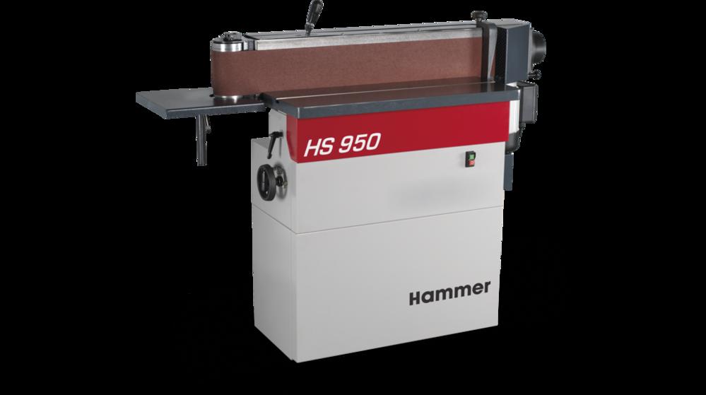 54694 kantenschleifmaschine hs950 hammer feldergroup