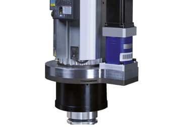 Format4 CNC H08 13.25 Spindel