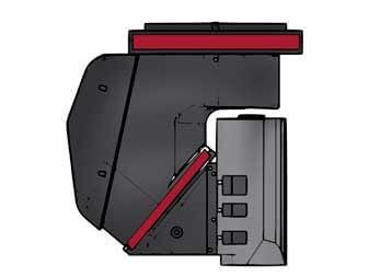 Format4 CNC H200 Achsenverriegelung