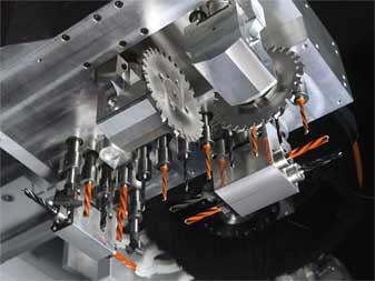 Format4 CNC H200 Bohrkopf