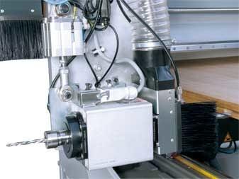 Format4 CNC H200 Fraesmotor