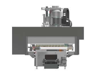 Format4 CNC H200 Gantry