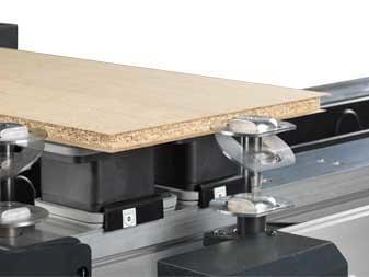 Format4 CNC H2300 Werkstueckanschlag