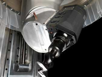 Format4 CNC H150 hauptspindel