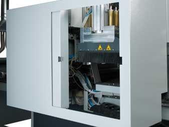 Format4 CNC H80 Wartungstuer